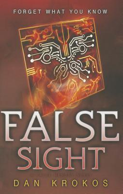 False Sight (A False Memory Novel) Cover Image