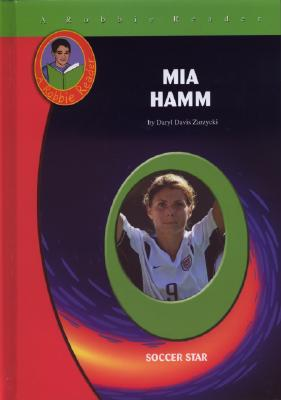 Cover for Mia Hamm