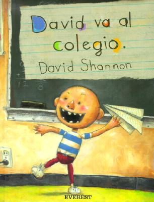 David Va al Colegio = David Goes to School Cover Image