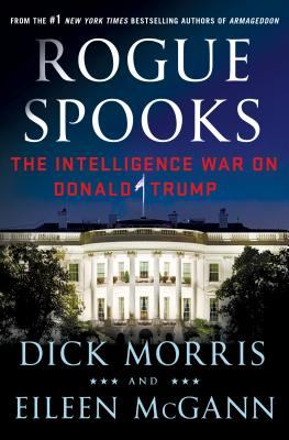 Rogue Spooks cover image