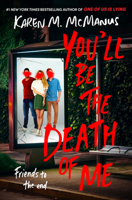 You'll Be the Death of Me Cover Image