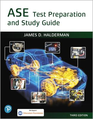 ASE Test Prep and Study Guide Cover Image