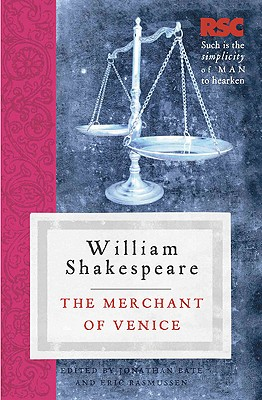 The Merchant of Venice (Rsc Shakespeare) Cover Image