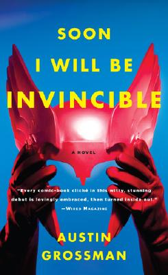 Soon I Will Be Invincible Cover