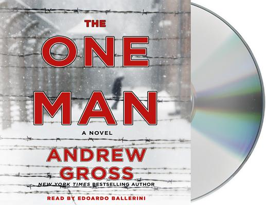 The One Man: The Riveting and Intense Bestselling WWII Thriller Cover Image