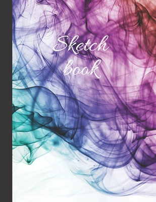 Sketch Book Composite Notebook For Your Ideas Drawing Writing Painting And Sketching 110 Pages Large 8 5x11 Color Edition Paperback Sundog Books