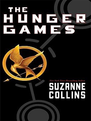 The Hunger Games Cover Image