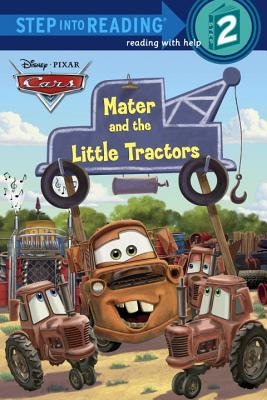 Mater and the Little Tractors (Disney/Pixar Cars) Cover