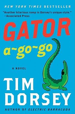 Gator A-Go-Go: A Novel (Serge Storms #12) Cover Image