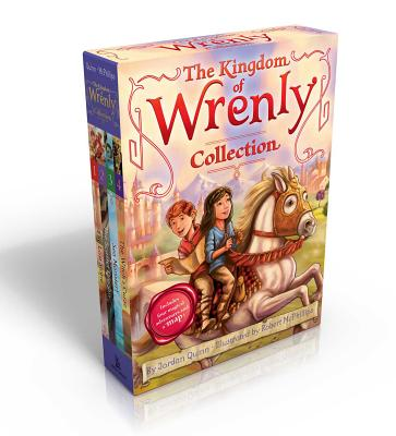 Cover for The Kingdom of Wrenly Collection (Includes four magical adventures and a map!)