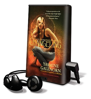 Changeling (Playaway Adult Fiction) Cover Image