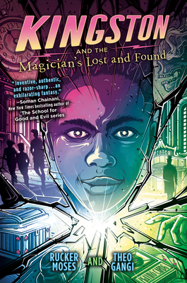 Kingston and the Magician's Lost and Found Cover Image