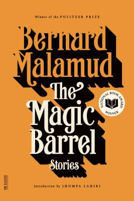 The Magic Barrel Cover