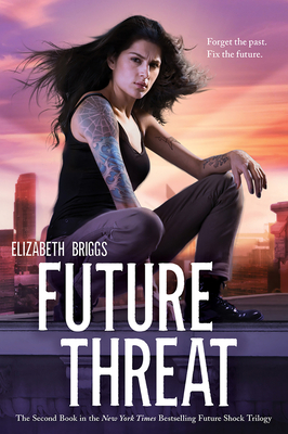 Cover for Future Threat (Future Shock #2)