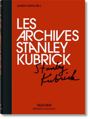 Les Archives Stanley Kubrick Cover Image