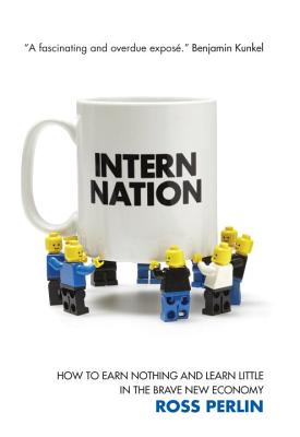 Intern Nation Cover