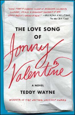 The Love Song of Jonny Valentine Cover