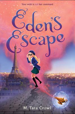 Eden's Escape (Eden of the Lamp Book 2) Cover