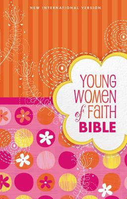 Young Women of Faith Bible-NIV Cover Image