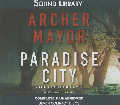 Cover for Paradise City Lib/E