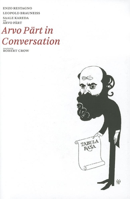 Arvo Part in Conversation Cover Image