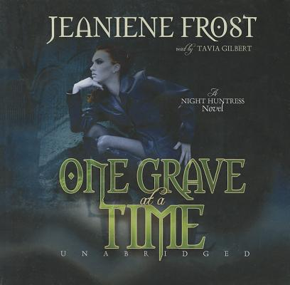 One Grave at a Time (Night Huntress Novels (Audio) #6) Cover Image