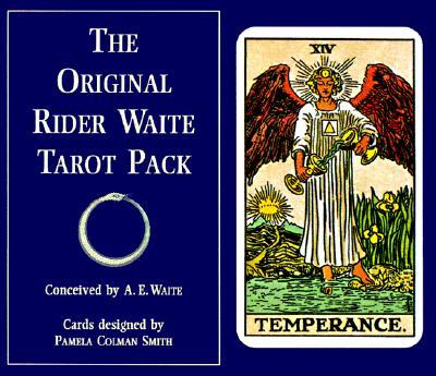 Original Rider-Waite(r) Tarot Set Cover Image
