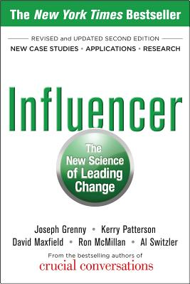 Influencer: The New Science of Leading Change, Second Edition (Paperback) Cover Image