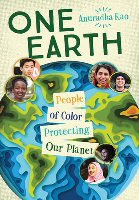 One Earth: People of Color Protecting Our Planet Cover Image
