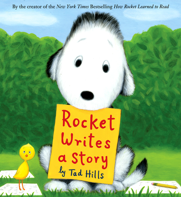 Rocket Writes a Story Cover