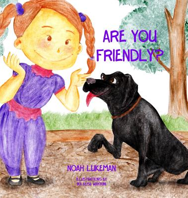 Are You Friendly? Cover Image