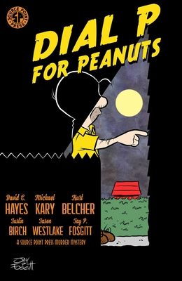 Dial P For Peanuts Cover Image