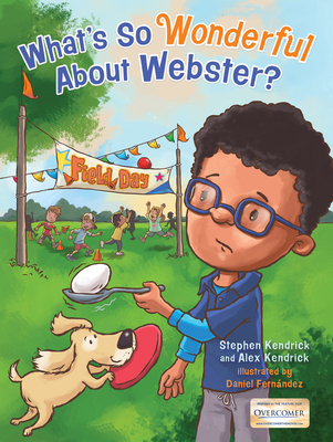 What's So Wonderful About Webster? Cover Image
