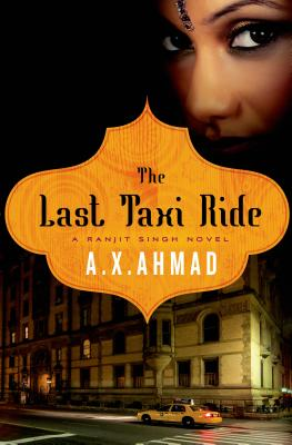 The Last Taxi Ride Cover