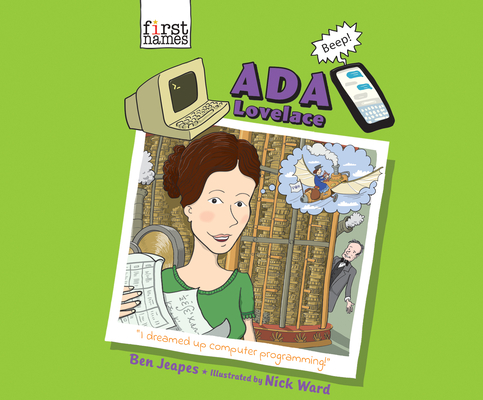 ADA Lovelace (First Names #3) Cover Image