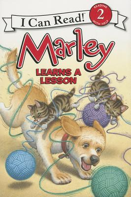 Marley Learns a Lesson Cover Image