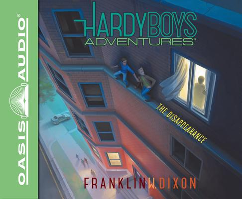 The Disappearance (Library Edition) (Hardy Boys Adventures #18) Cover Image