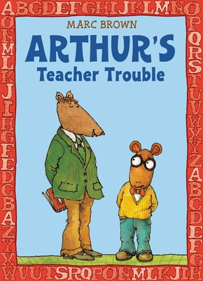 Arthur's Teacher Trouble Cover Image