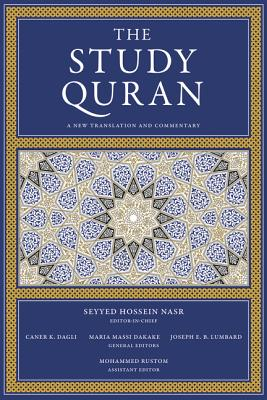 Cover for The Study Quran