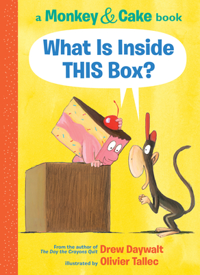 What Is Inside THIS Box? (Monkey and Cake) Cover Image