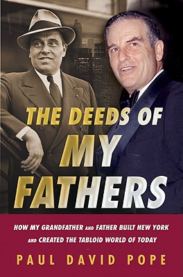 The Deeds of My Fathers Cover
