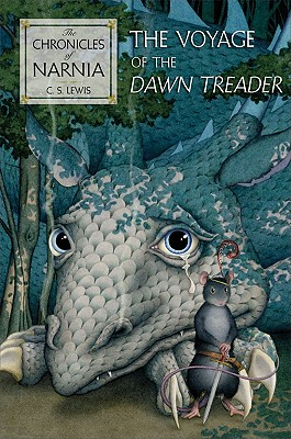 The Voyage of the Dawn Treader the Voyage of the Dawn Treader Cover Image