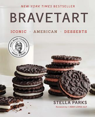 BraveTart: Iconic American Desserts cover
