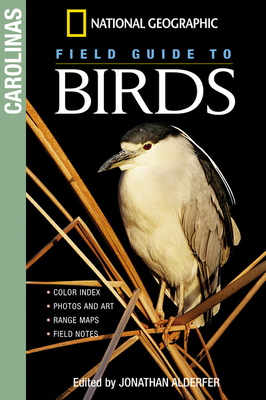 National Geographic Field Guide to Birds Cover