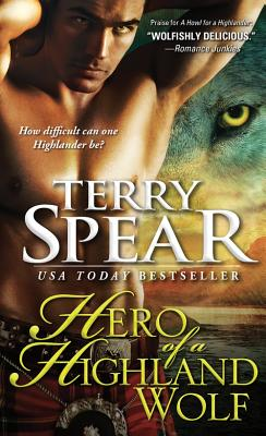 Hero of a Highland Wolf Cover