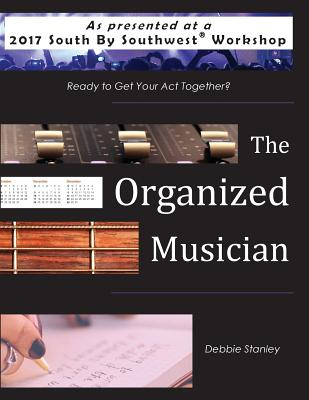 The Organized Musician Cover Image