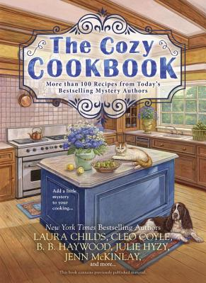 The Cozy Cookbook Cover
