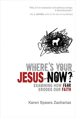 Where's Your Jesus Now? Cover