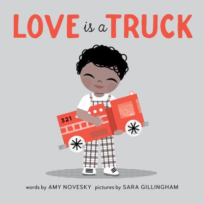 Love Is a Truck Cover Image