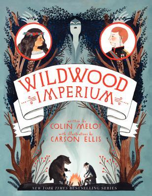Wildwood Imperium Cover Image